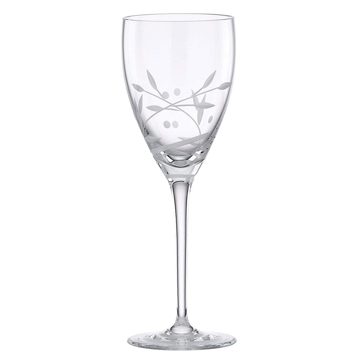 Lenox Opal Innocence Platinum Signature Goblet, Single