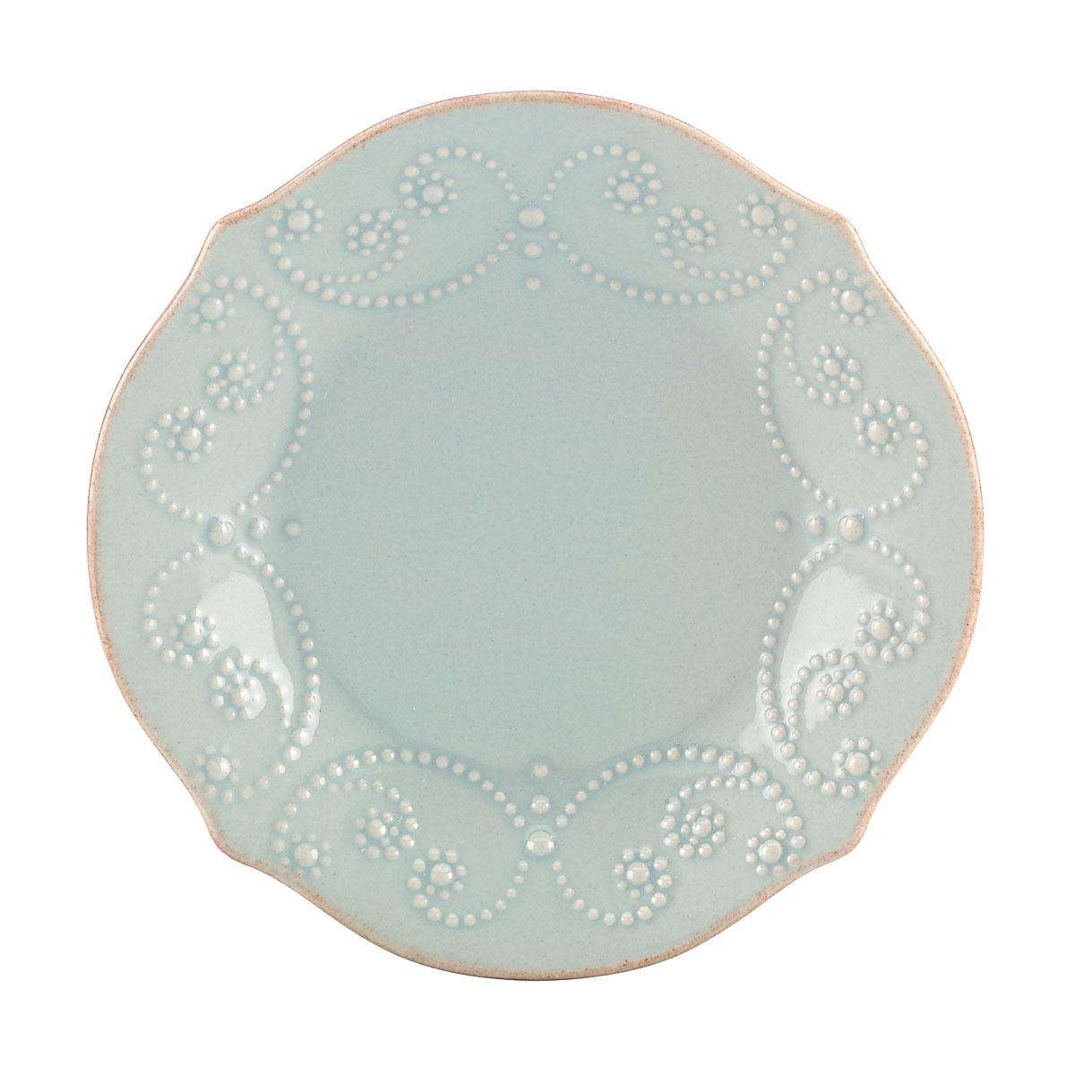 Lenox French Perle Blue Dinnerware Tidbit