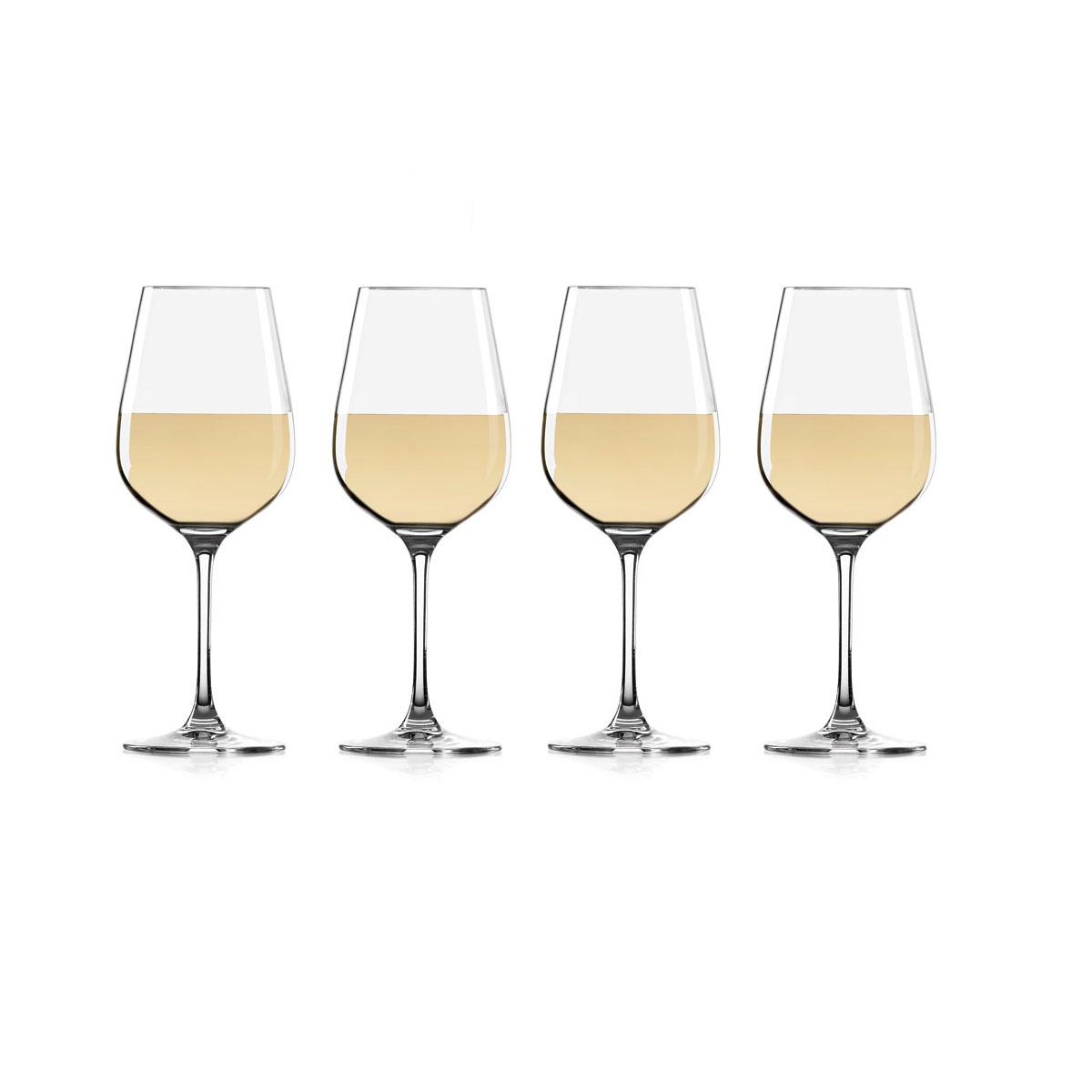 Lenox Tuscany Classics, Crystal Pinot Grigio, Set of 4