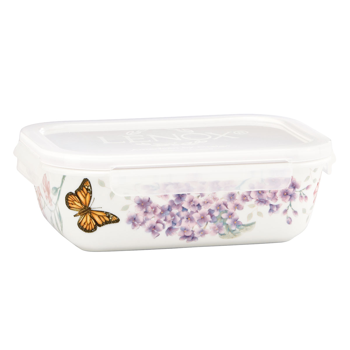 Lenox Butterfly Meadow Dinnerware Rectangular Serving And Store