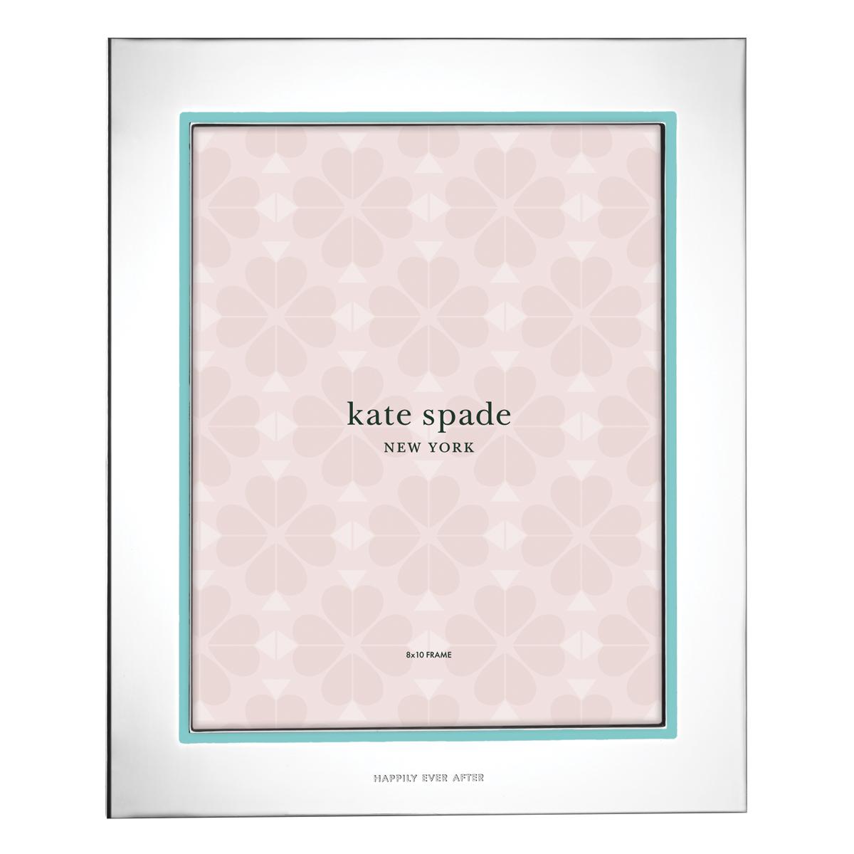 "Kate Spade New York, Lenox Take The Cake 8x10"" Picture Frame"