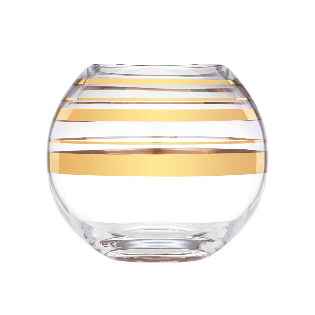 Kate Spade New York, Lenox Hampton Street Rose Crystal Bowl