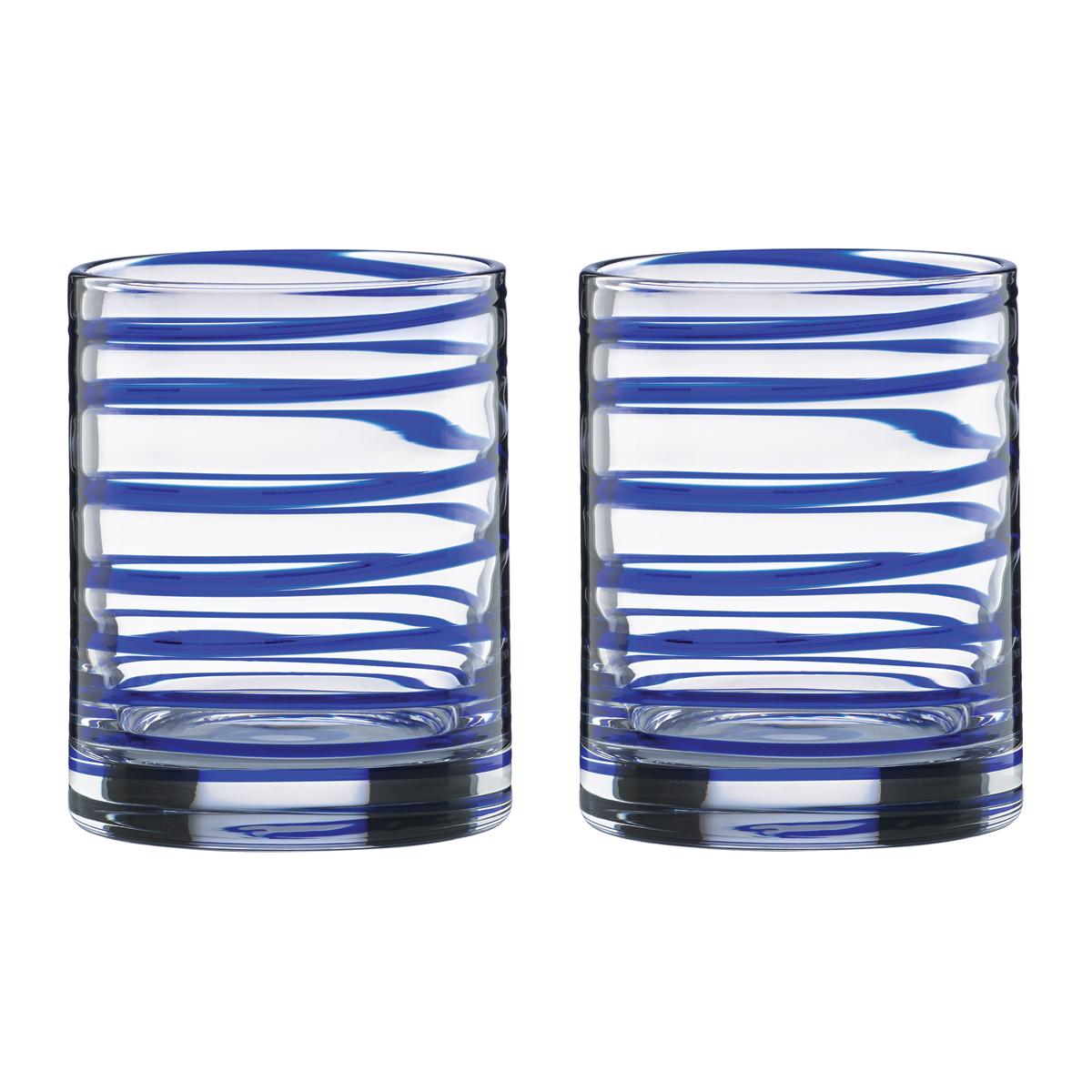 Kate Spade New York, Lenox Charlotte St DOF Pair Art Glass
