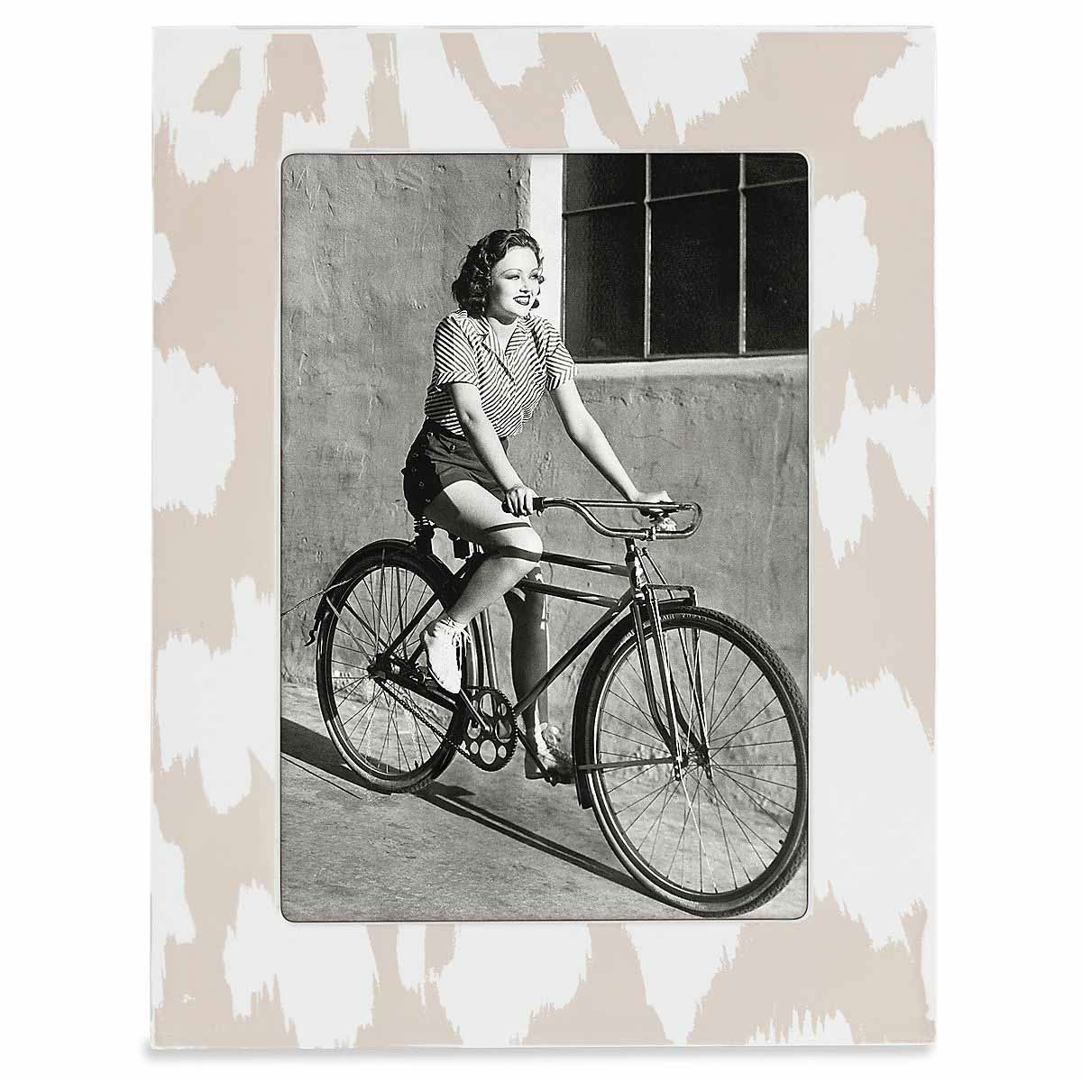 Lenox kate spade Outpost Gifting 4x6 Frame, Animal
