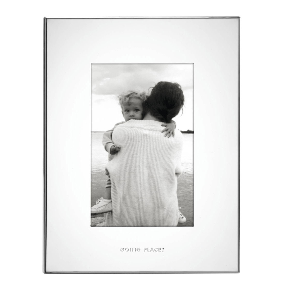 """Kate Spade New York, Lenox Baby 4x6"""" Frame, Going Places"""