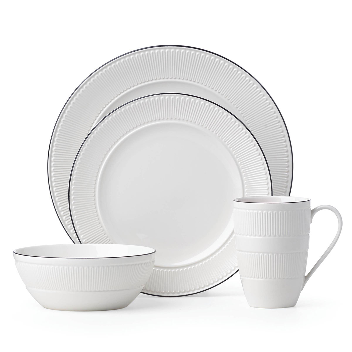 Lenox Kate Spade York Avenue 4 Piece Place Setting