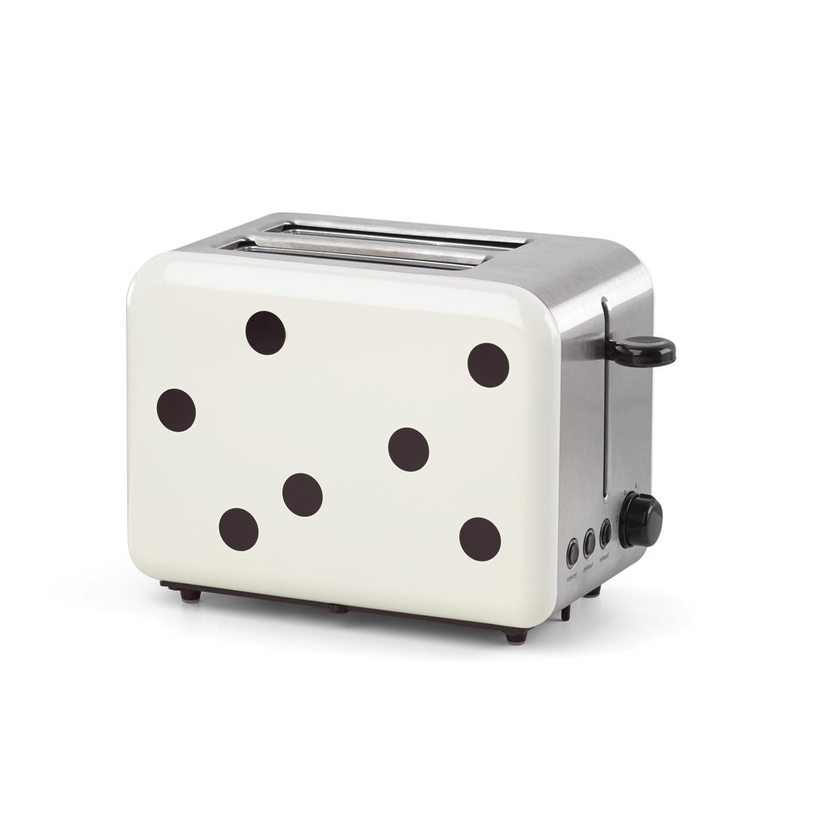 Kate Spade New York, Lenox All In Good Taste Deco Dot Toaster 2 Slice