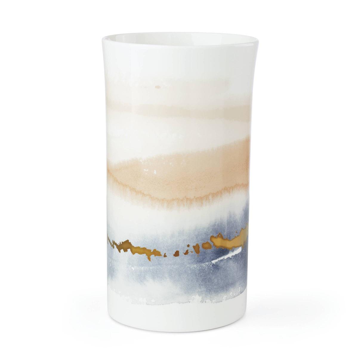 Lenox Summer Radiance Bone China Cylinder Vase Small