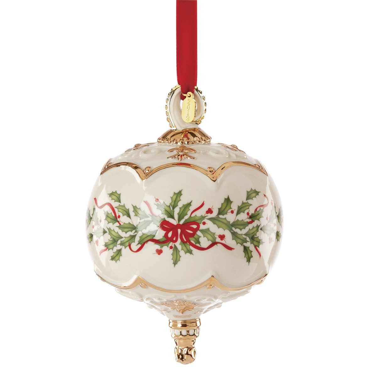 Lenox 2019 Annual Holiday Ornament