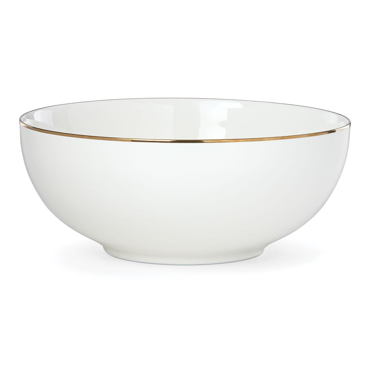 Lenox Trianna White Dinnerware Serving Bowl