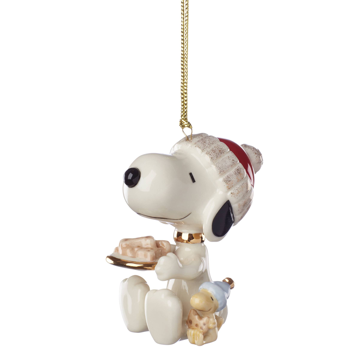 Lenox 2019 Snoopy Dog Treats Ornament