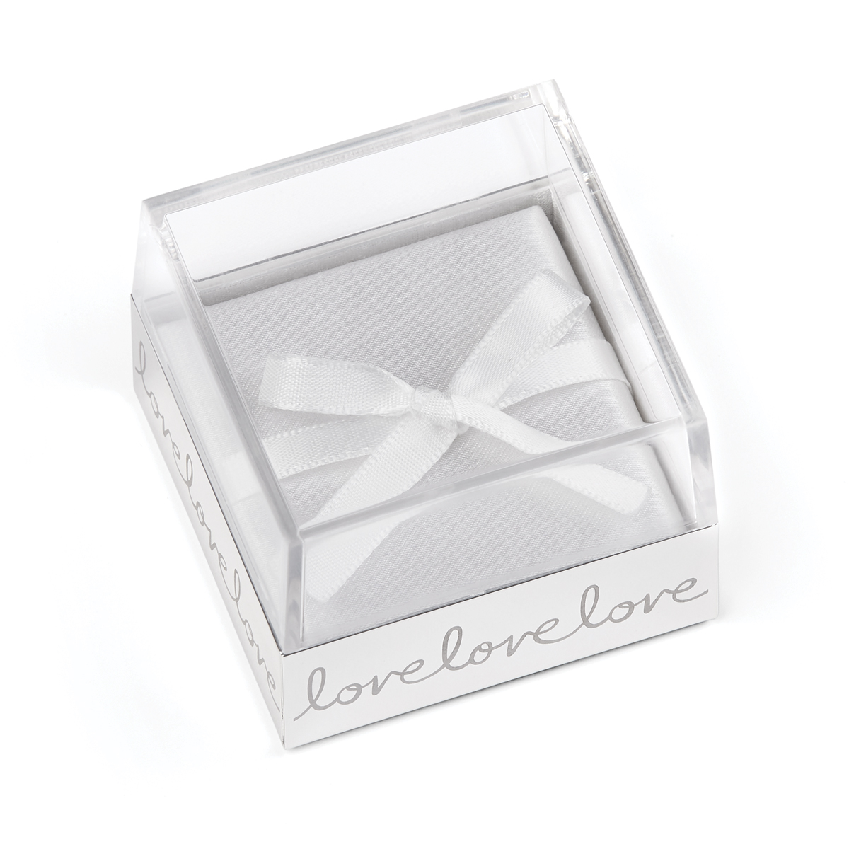 Kate Spade New York, Lenox Key Court Ring Box with Tie