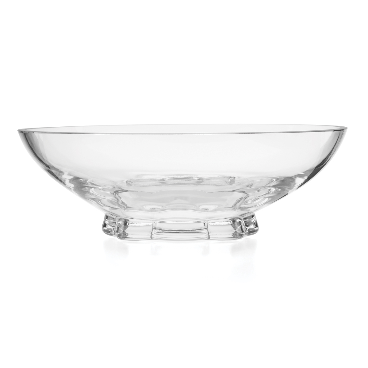 Kate Spade New York, Lenox Gramercy Centerpiece Bowl with Glass Foot