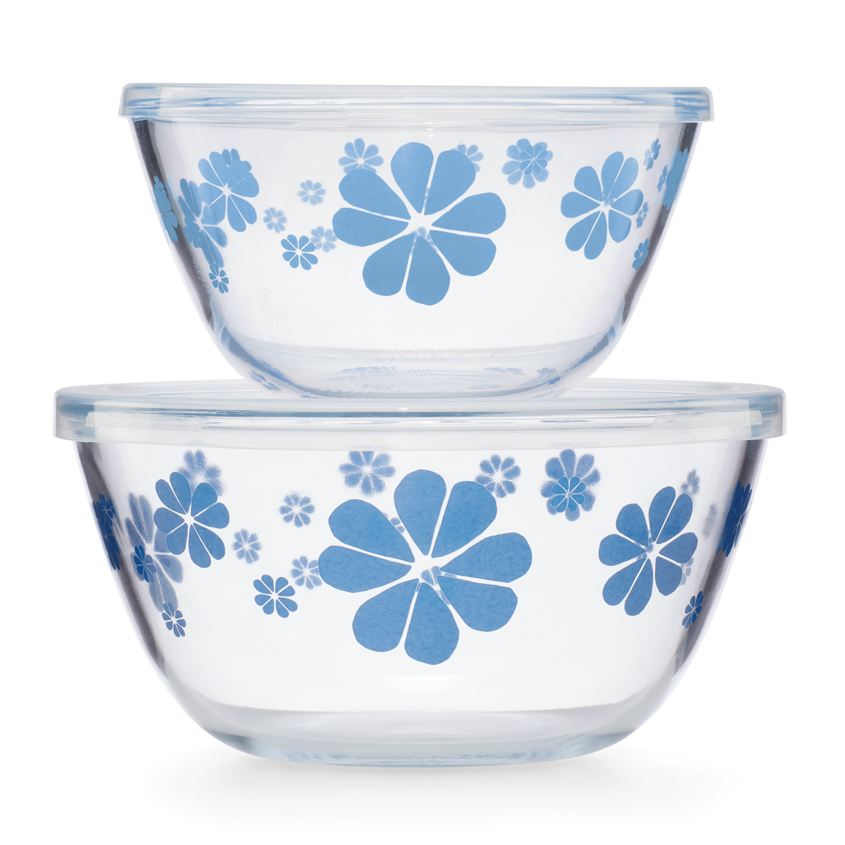 Kate Spade China by Lenox, Nolita Blue Serve and Store Set of 2