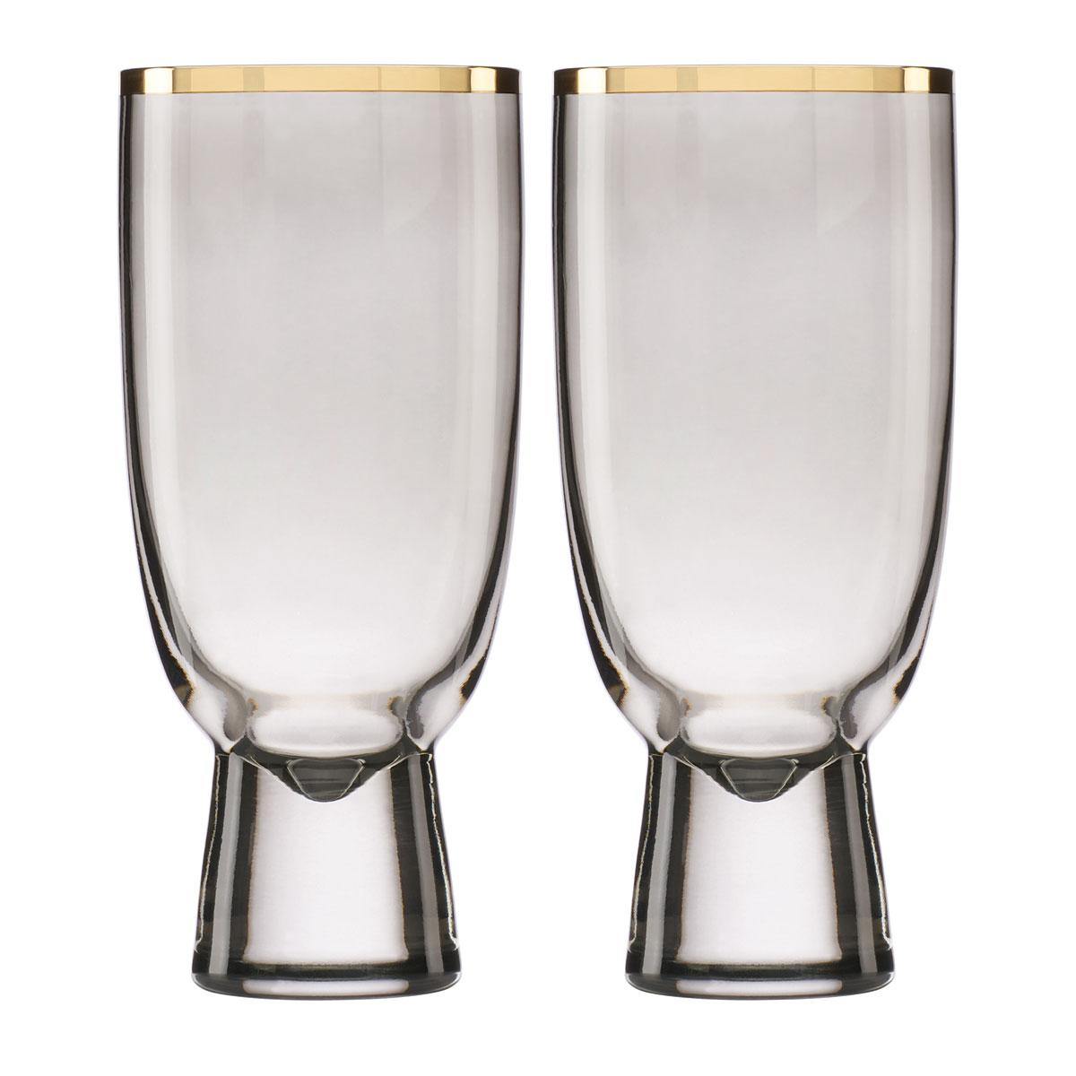 Lenox Trianna Slate All Purpose Glass Pair
