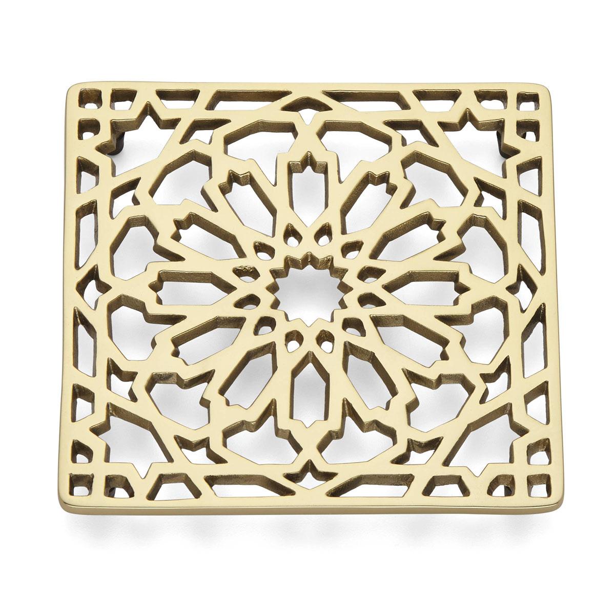 Lenox Global Tapestry Metal Trivet Moroccan