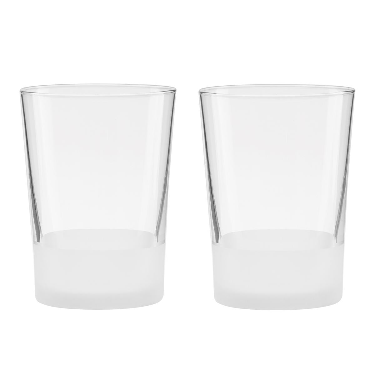 Kate Spade New York, Lenox Glass Nolita Clear 12 oz, Set of 2