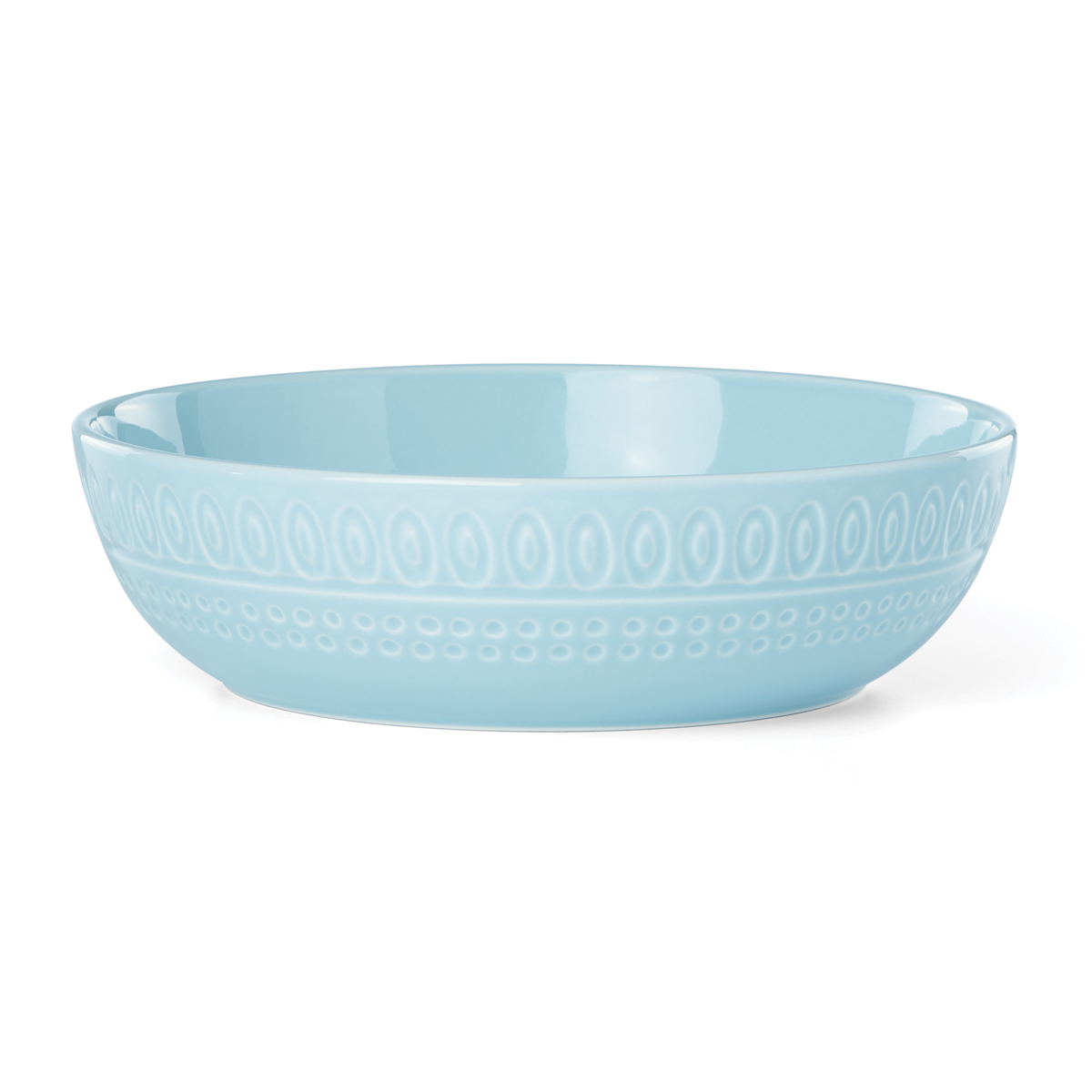 Kate Spade China by Lenox, Willow Dr Blue Dinner Bowl