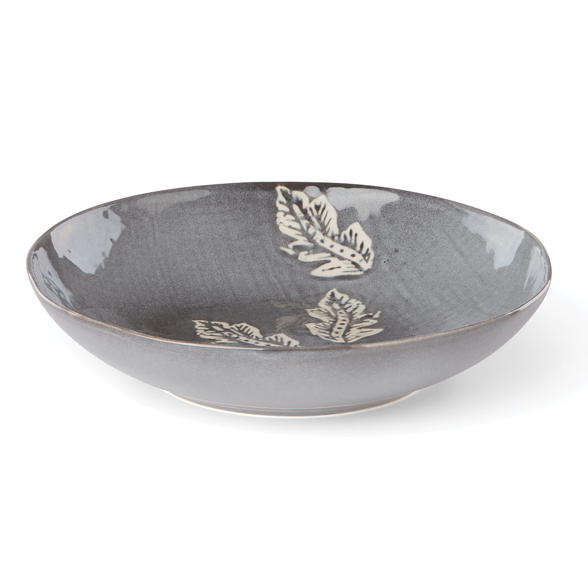 Lenox Textured Neutrals Low Serving Bowl