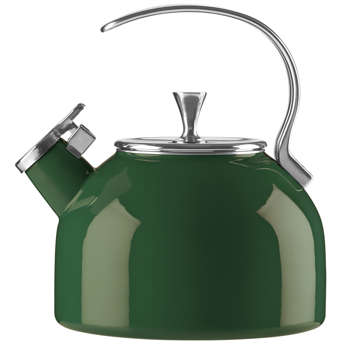Kate Spade New York, Lenox Metal Clover Kettle