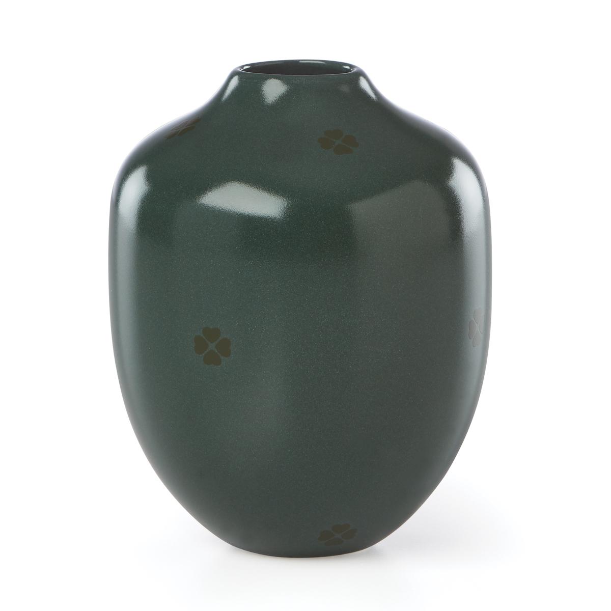 Kate Spade China by Lenox, Spade St Bud Vase Clover