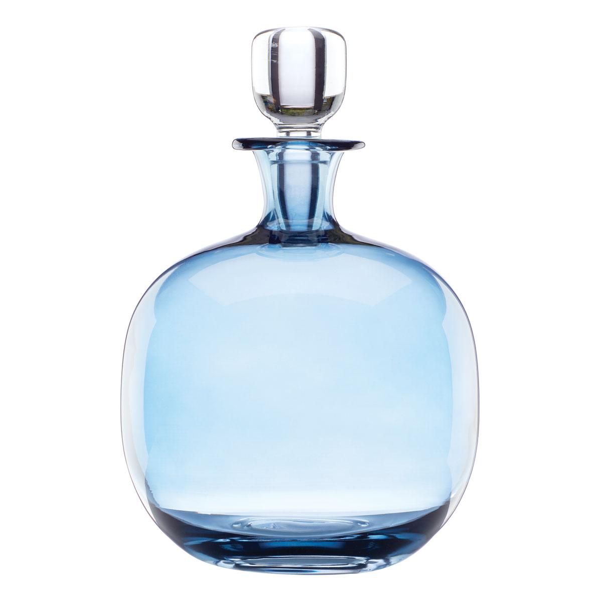 Lenox Valencia Blue Decanter