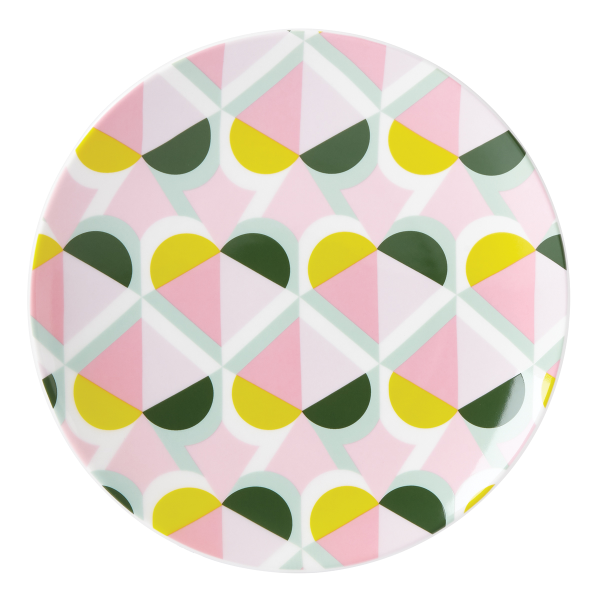 Kate Spade China by Lenox, Geo Spade Accent Plate
