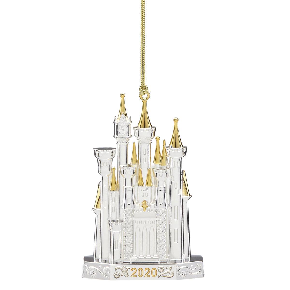 Lenox Disney Castle 2020 Ornament