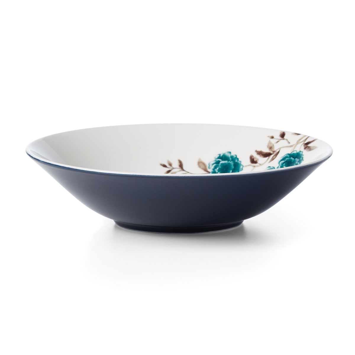 Lenox Sprig And Vine Dinnerware Pasta Bowl Navy