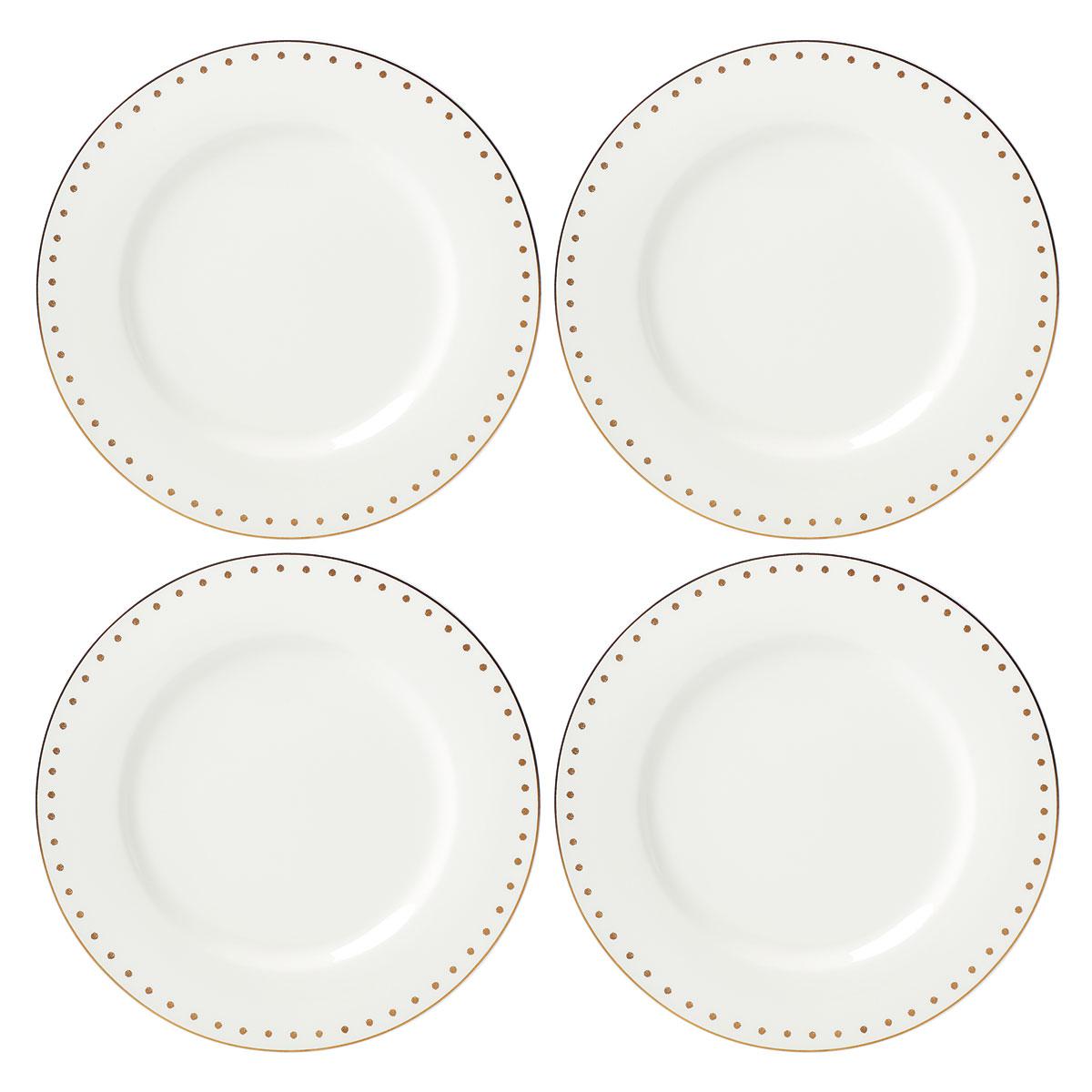 Lenox Opal Innocence Flourish Dinnerware Dinner Place Setting Of Four