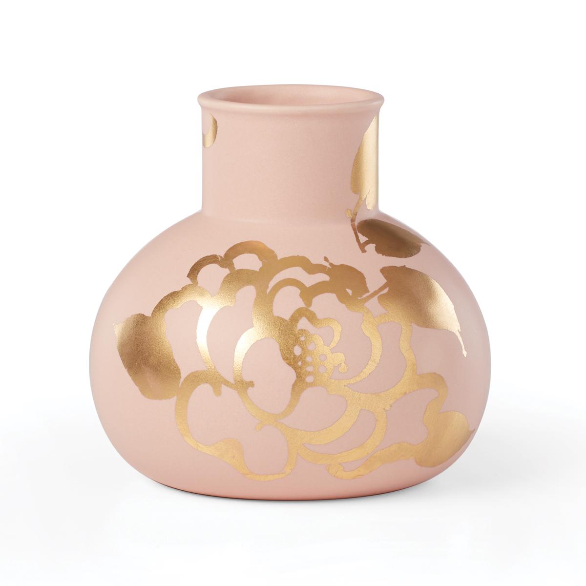 Lenox Sprig And Vine Gold Posy Vase