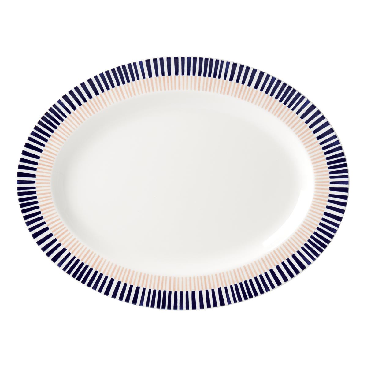 Kate Spade China by Lenox, Brook Ln Platter
