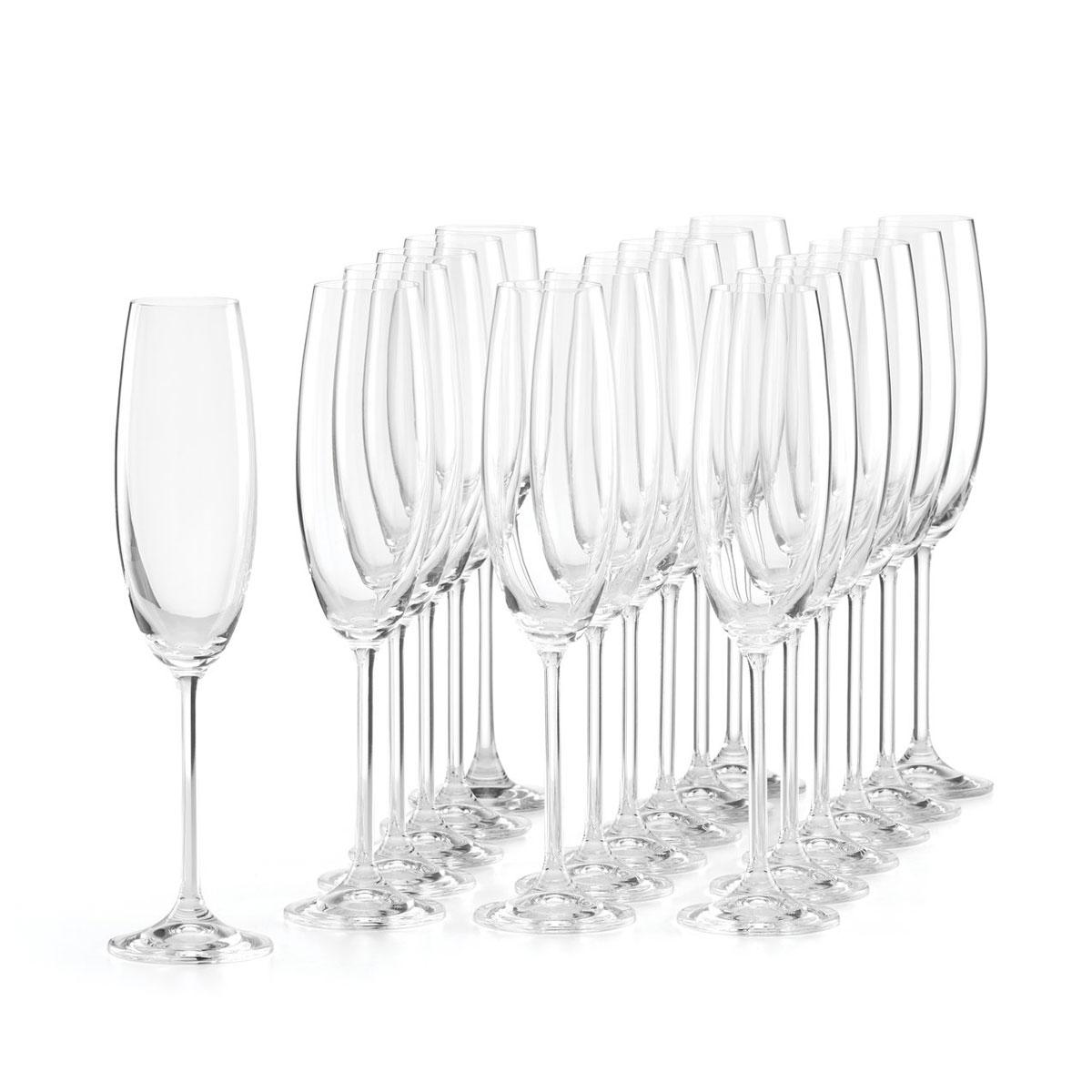 Lenox Tuscany Classics Party Champagne Flutes, Set Of 18