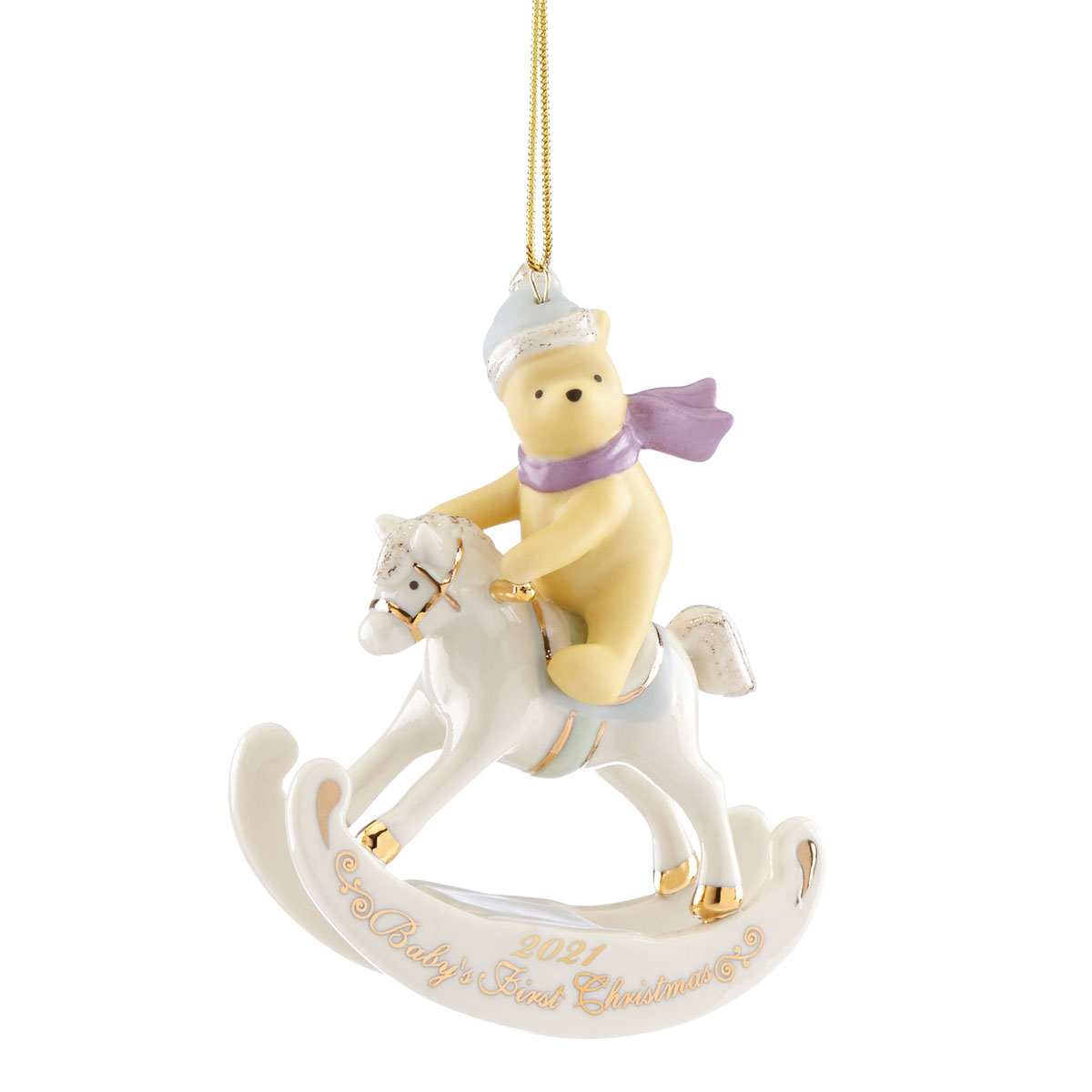 Lenox 2021 Disney 2021 Winnie the Pooh Baby