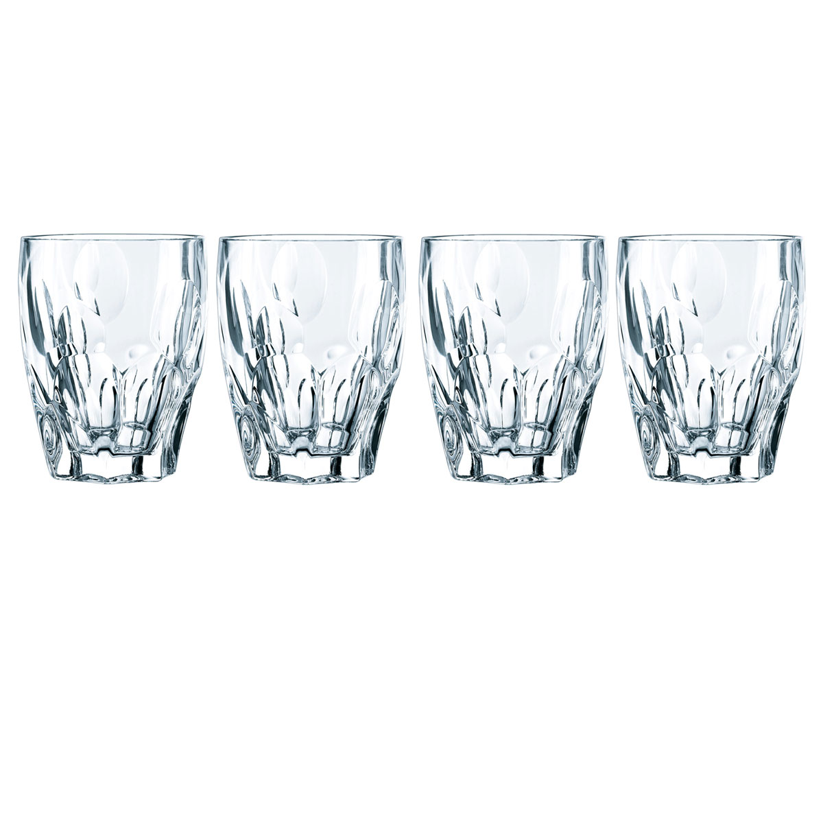 Nachtmann Sphere Whiskey Double Old Fashion, Set of 4