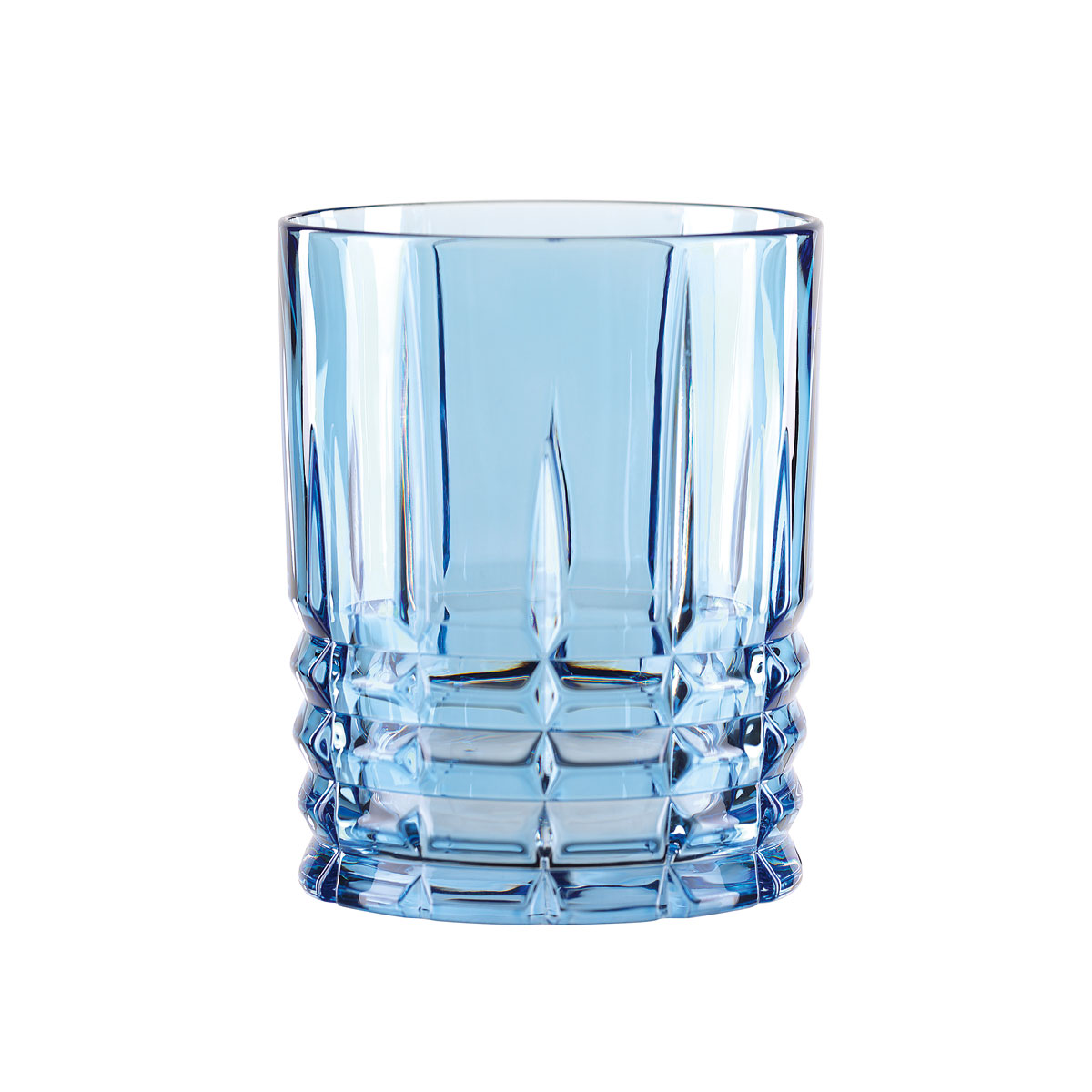 Nachtmann Highland Tumbler, Aqua, Single