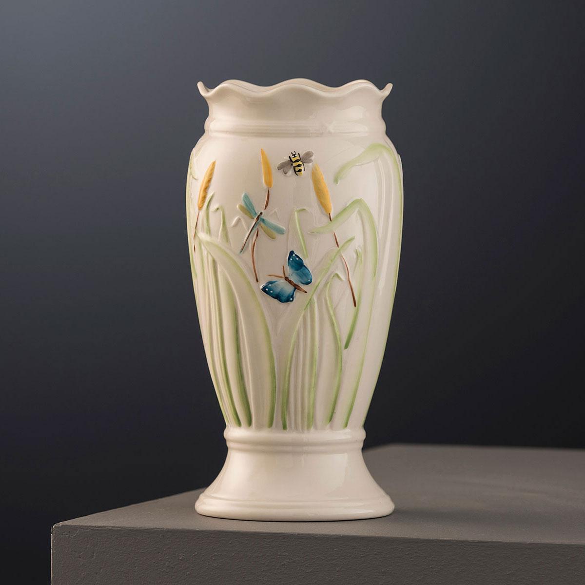 Belleek Masterpiece Vase Limited Edition