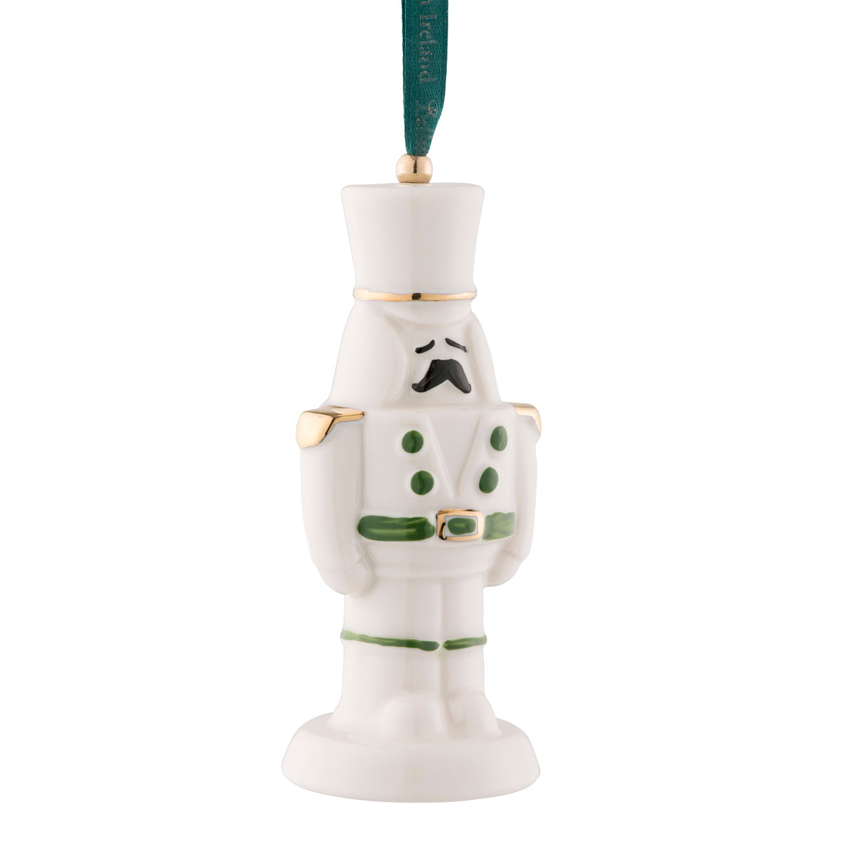 Belleek Nutcracker Ornament