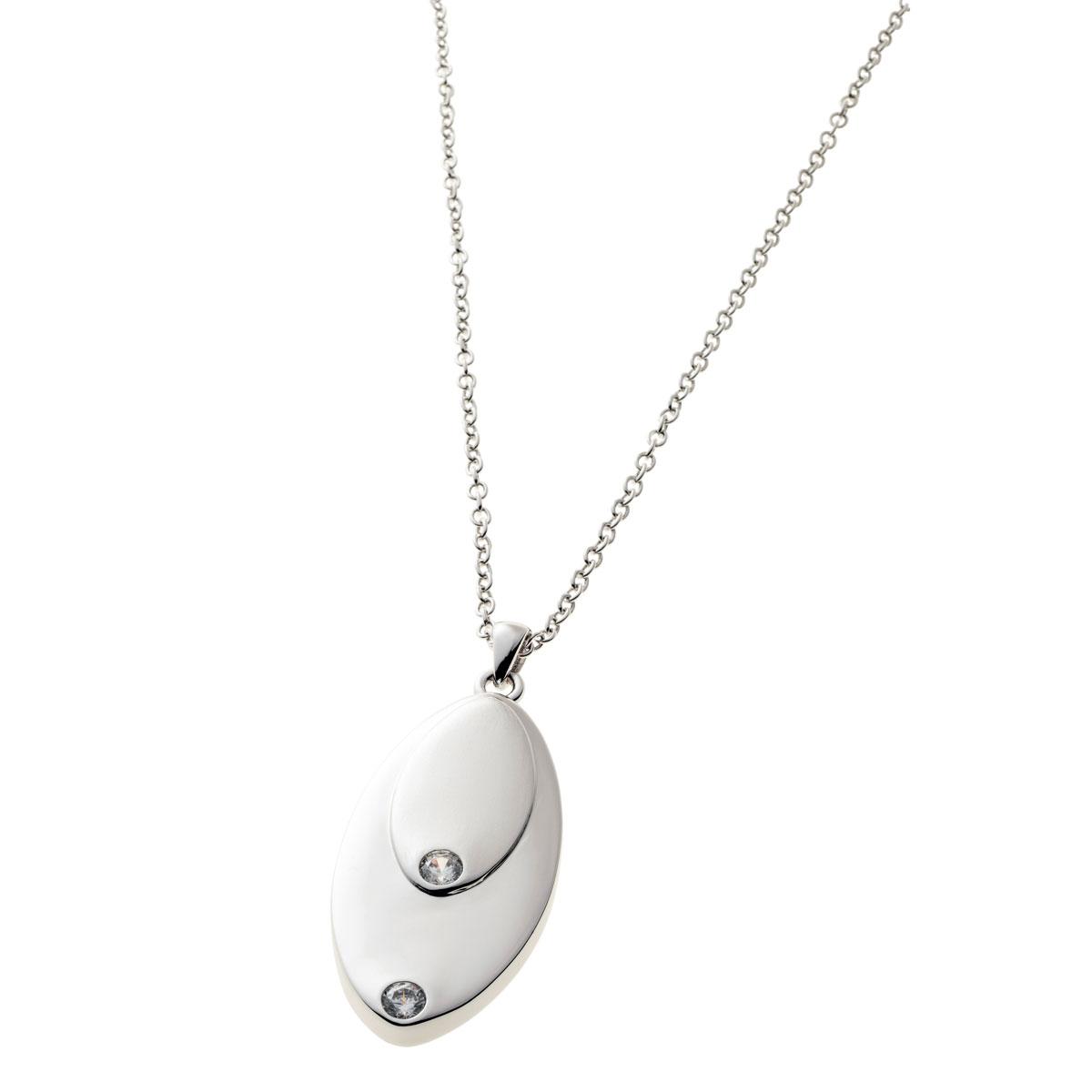 Belleek Living Jewelry Droplet Necklace