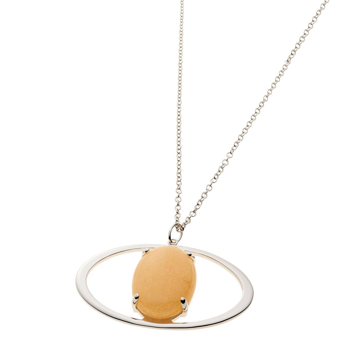 Belleek Living Jewelry Ochre Necklace