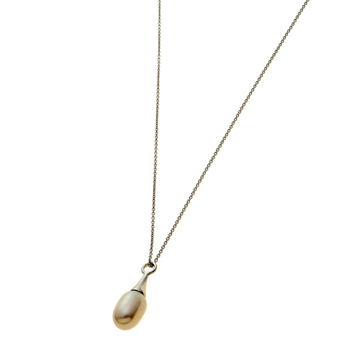 Belleek Living Jewelry Oyster Necklace
