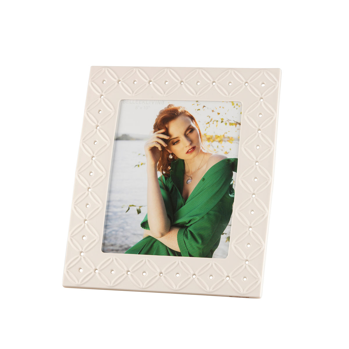Belleek Living Inish 8 x 10 Picture Frame