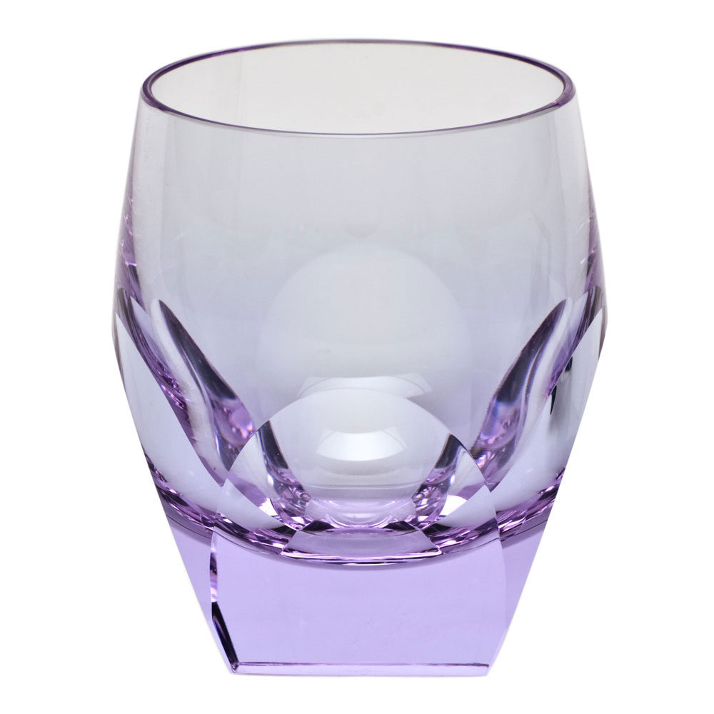 Moser Crystal Bar DOF Tumbler, Alexandrite, Single