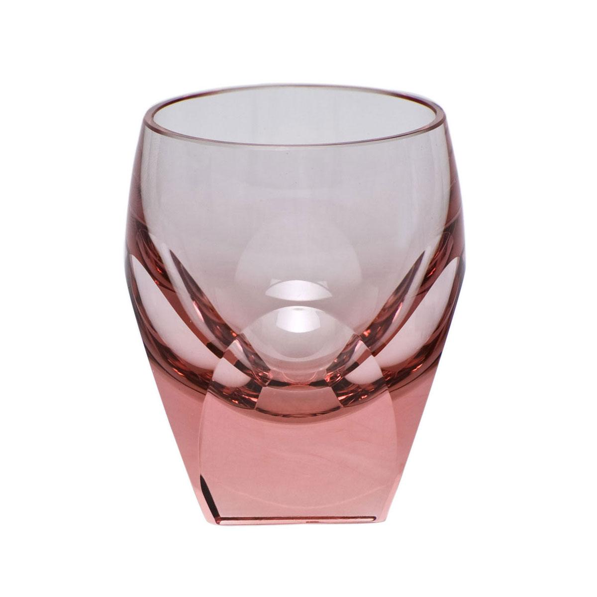 Moser Crystal Bar Shot Glass 1.5 Oz. Rosalin