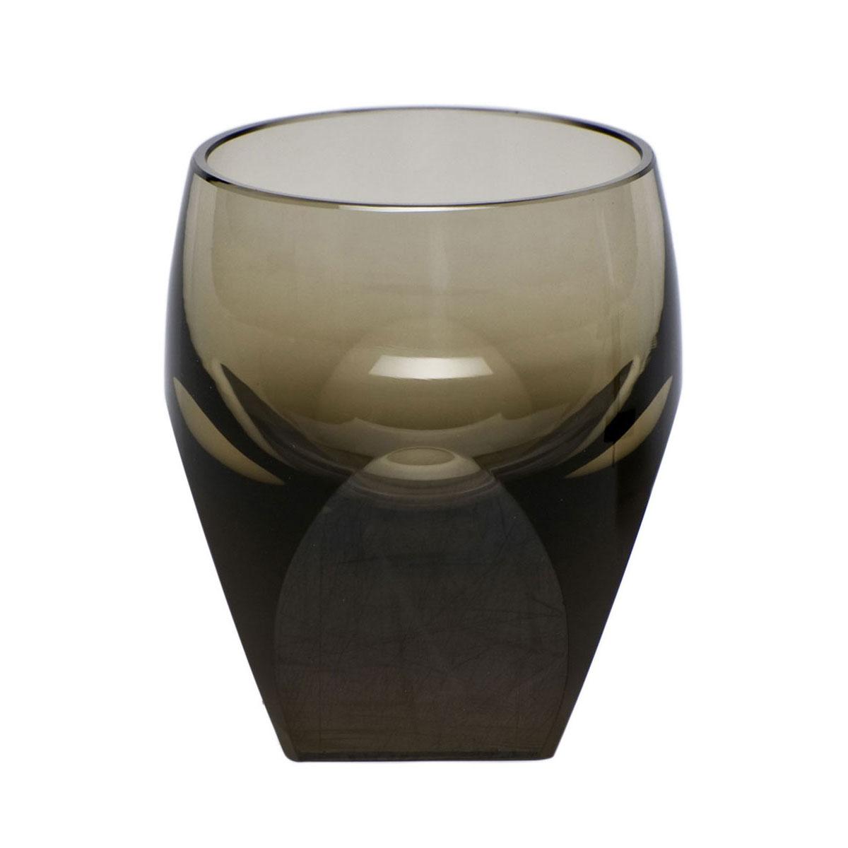 Moser Crystal Bar Shot Glass 1.5 Oz. Smoke