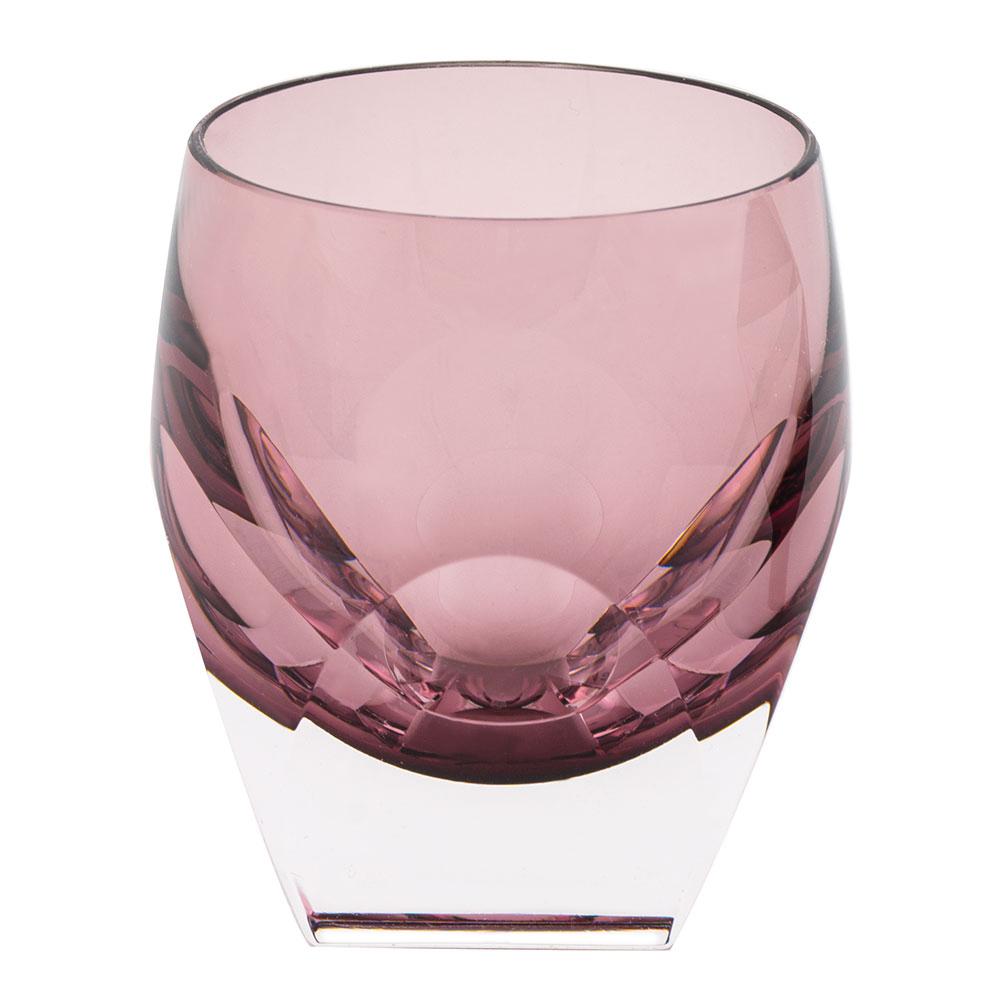 Moser Bar Shot Glass Amethyst, Single