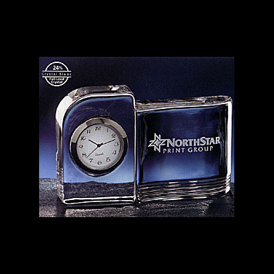 Crystal Blanc, Personalize! Wave Clock