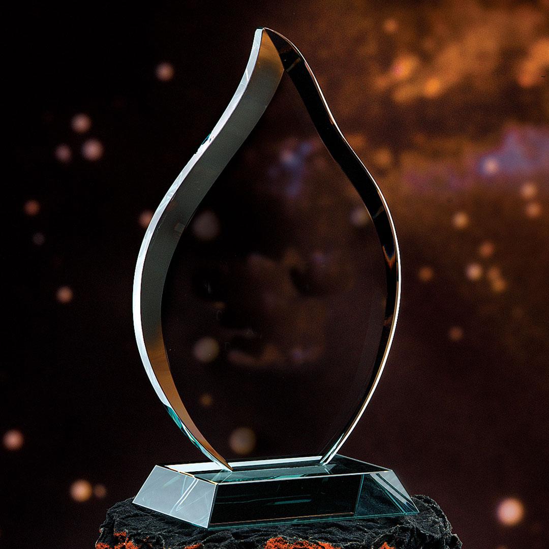 Crystal Blanc, Personalize! Flame Award, Medium