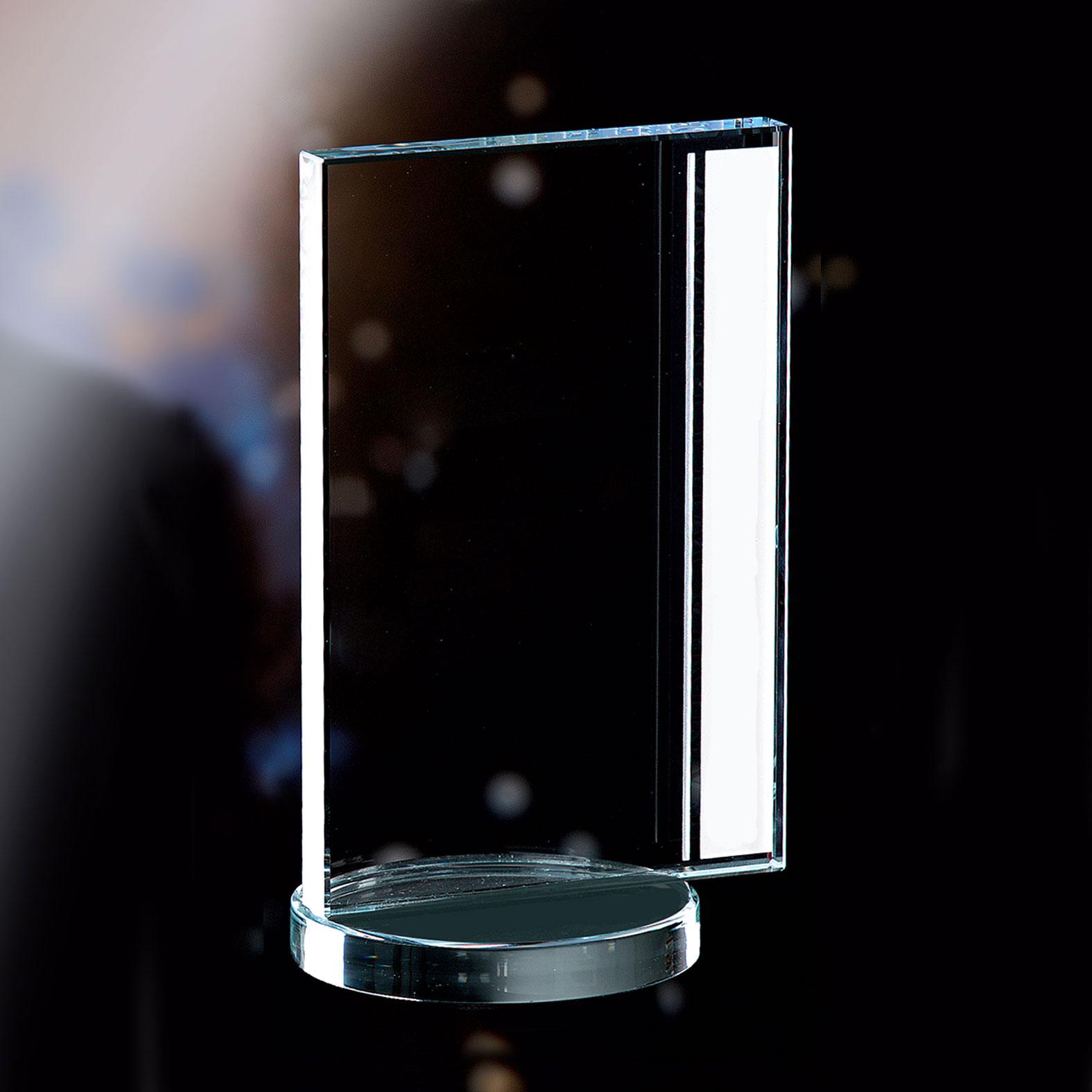 Crystal Blanc, Personalize! Avante Award, Large