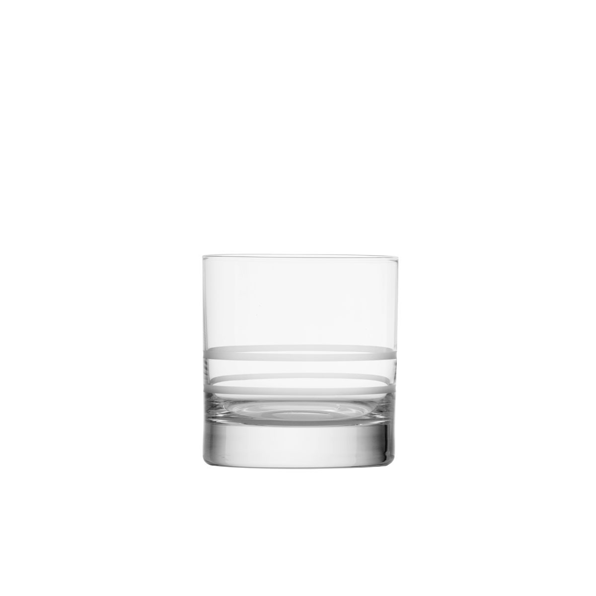 Schott Zwiesel Tritan Crystal, Crafthouse Iceberg Crystal DOF Tumbler, Single
